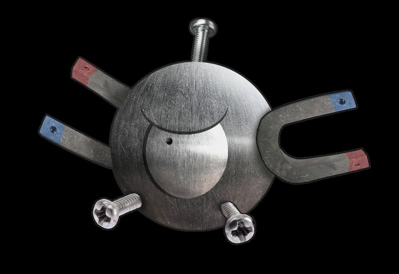 The Magnet Eye Ball