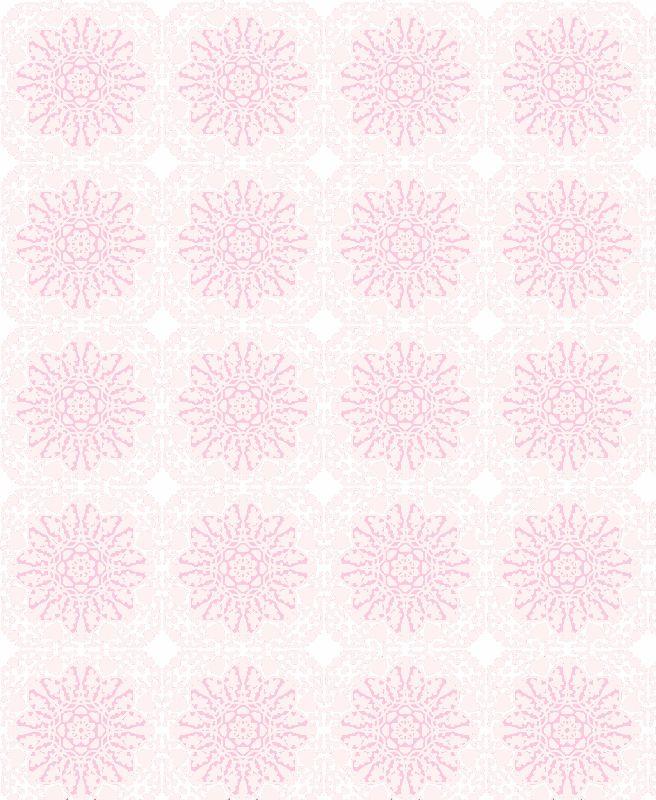 Lacey Pink Mandalas