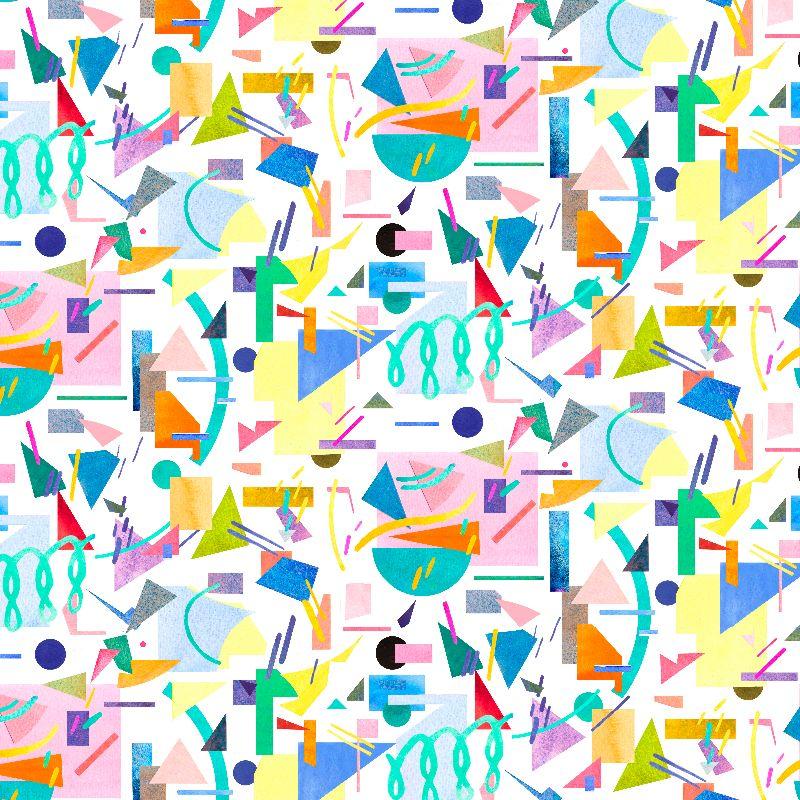 Geometric Pop