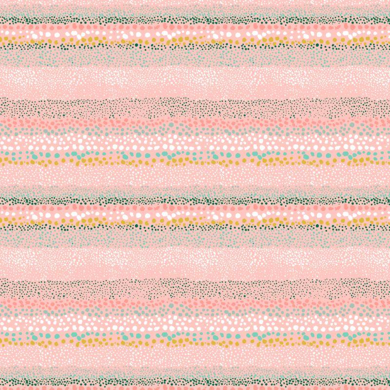 Little Textured Dots Pink