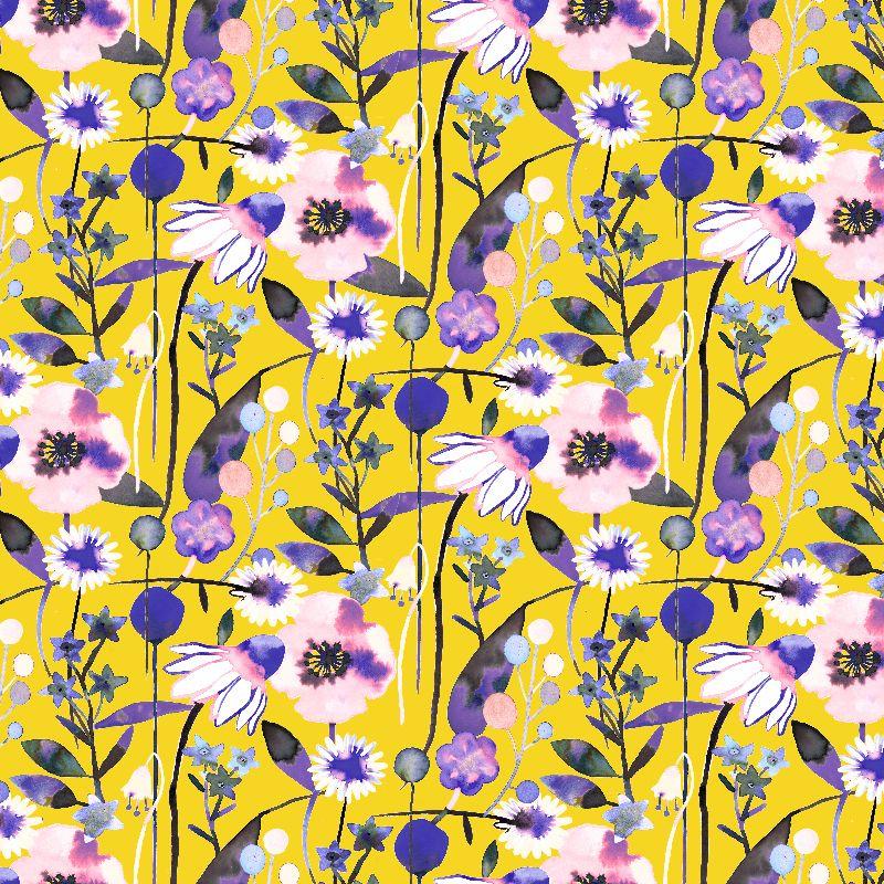 Spring Flowers Mustard