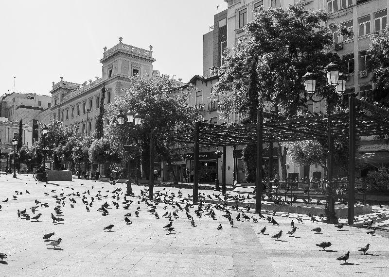 Kotzia Square Athens