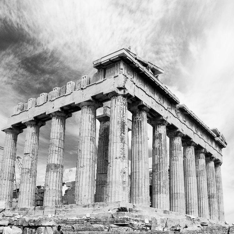 Mystical Parthenon