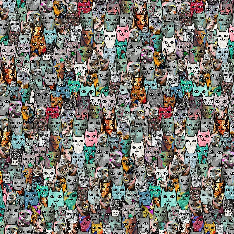 Gemstone Cats