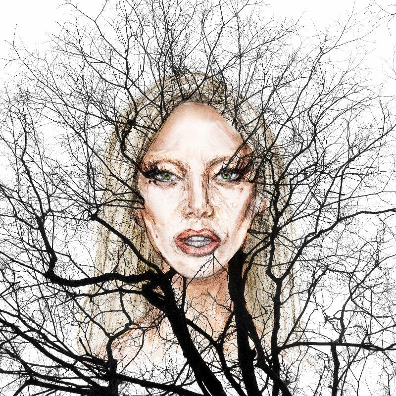 Lady Gaga Wisdom Veins