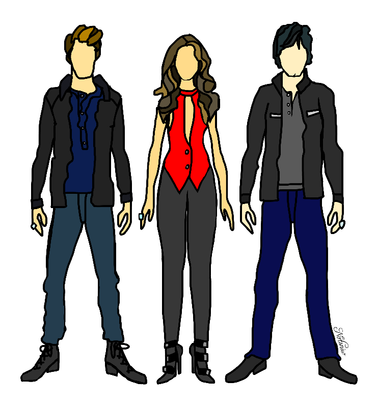 Outfits of Vamps