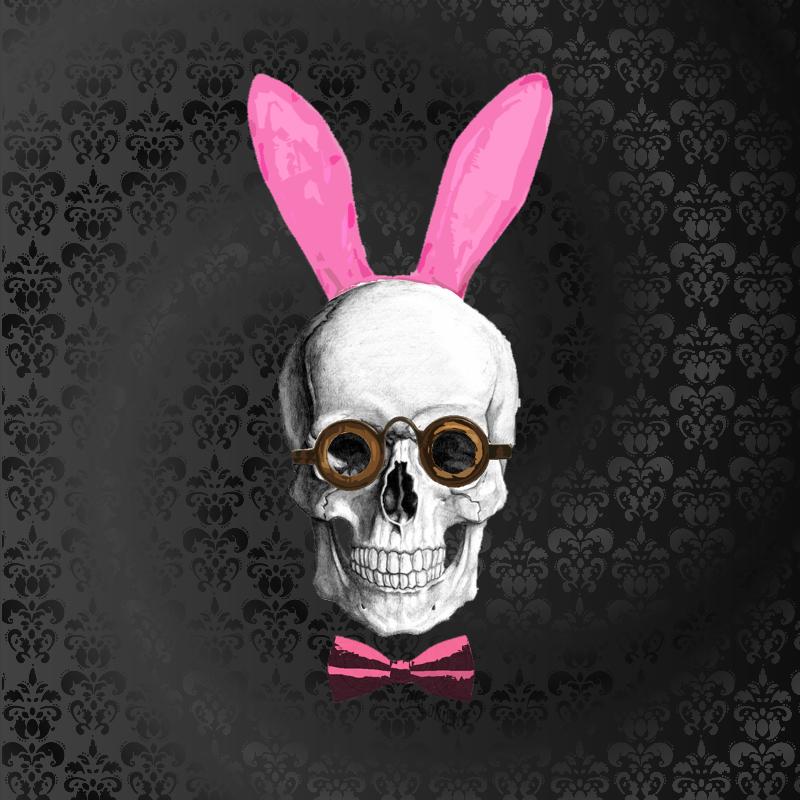 Gothic Bunny Girl