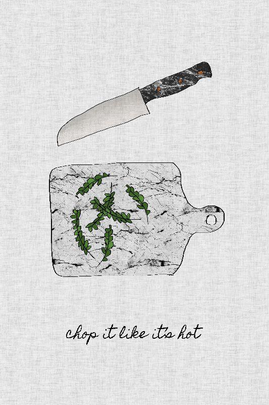 Chop It Like Its Hot