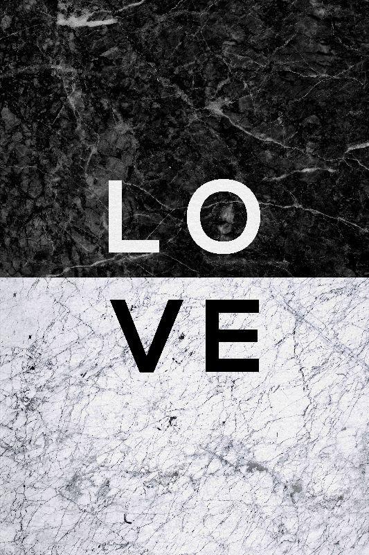 Love BW