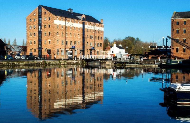 Lock Warehouse Gloucester