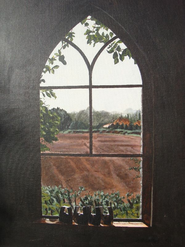 Toms window Landscape