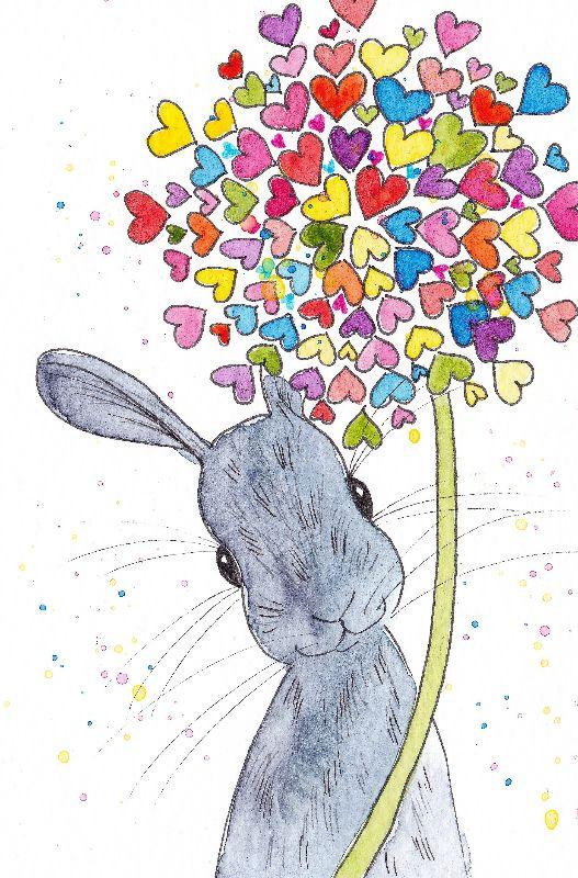 Dandelion Bunny