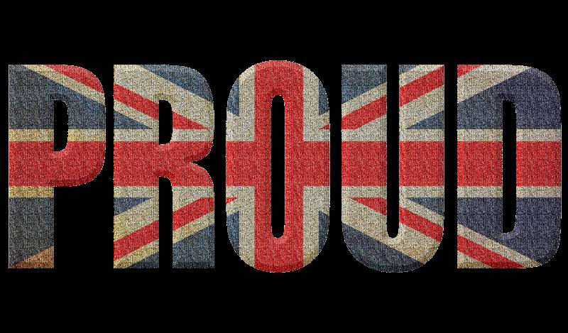 Proud Brit
