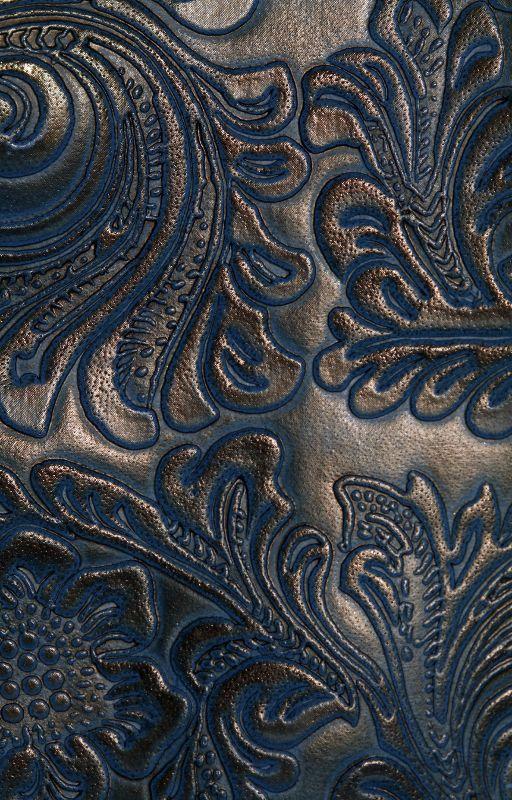Worn Vintage Leather