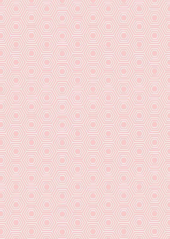 Rose Quartz Honeycomb