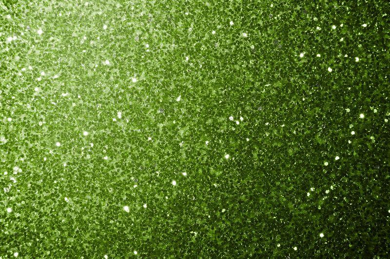 Greenery glitter sparkles