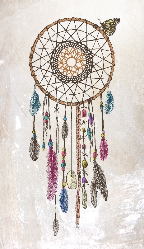 Lakota Dream Catcher