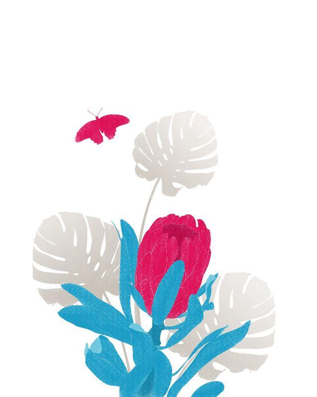 Ivory Floral Design 04
