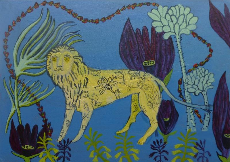 Folk Lion