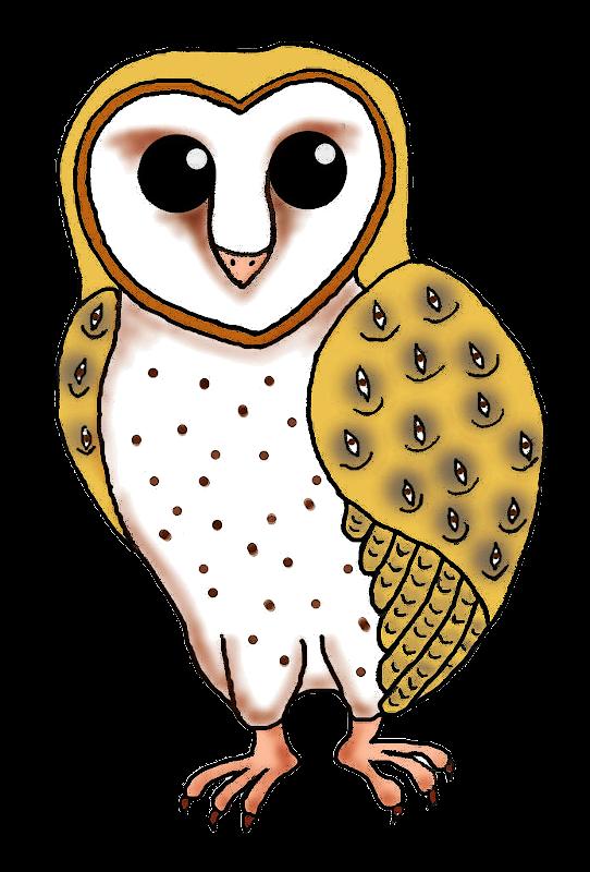 Barnie Barn Owl