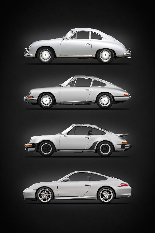 Evolution of an Icon
