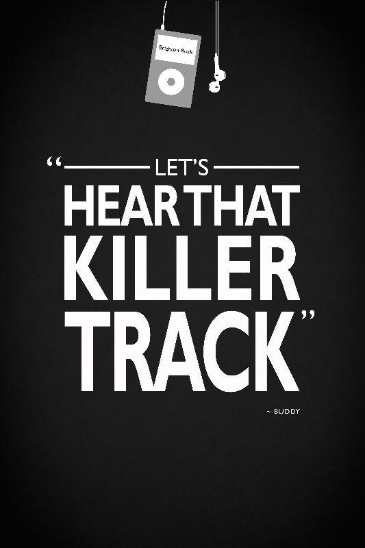 That Killer Track