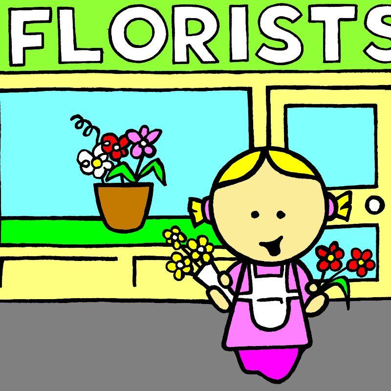 Florist Flo No 1