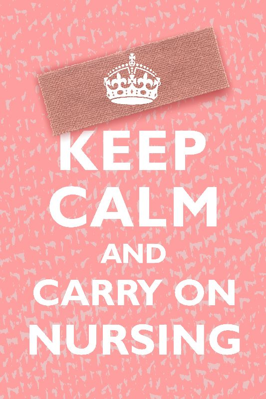 Keep Calm Nurses