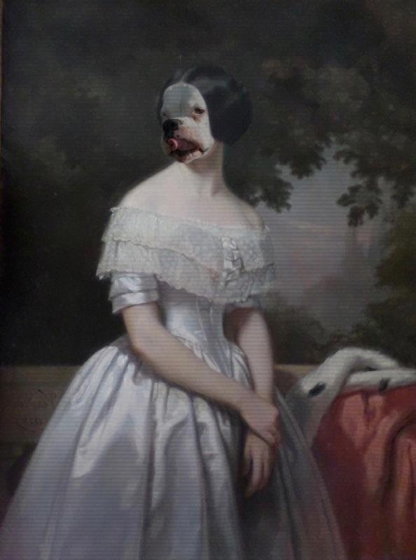 Dogface Lady