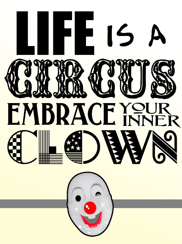 Embrace Your Inner CLown