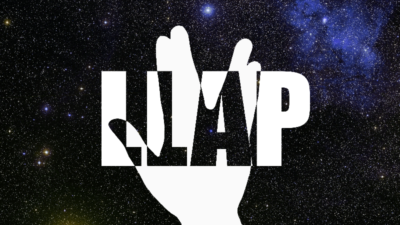 LLAP with Vulcan hand