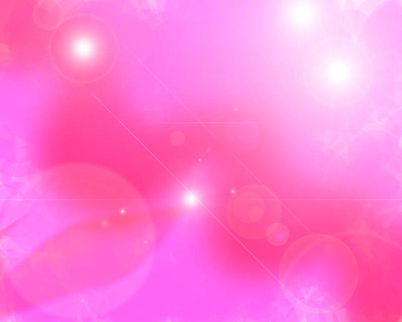 Pink star field