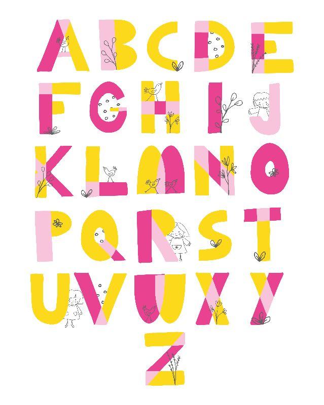 Hide  Seek Alphabet