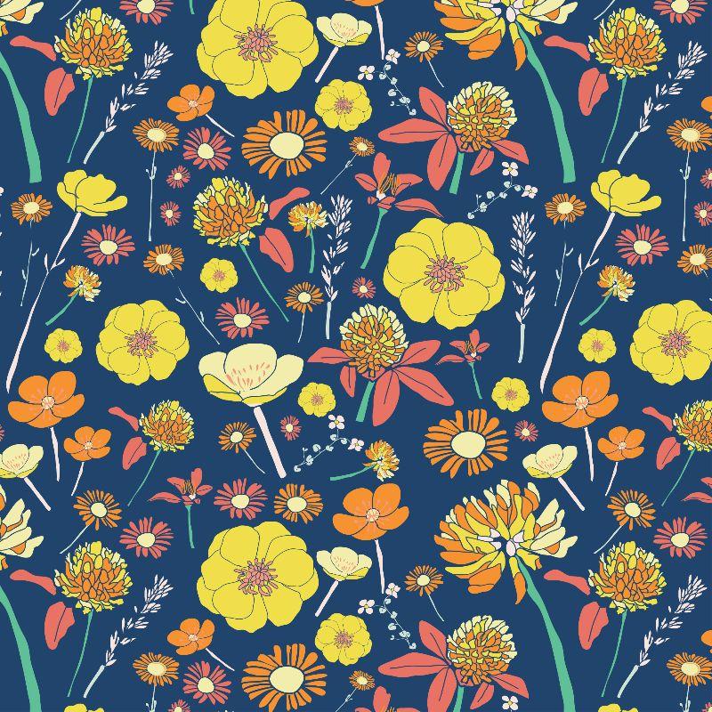 Vintage Spring Floral