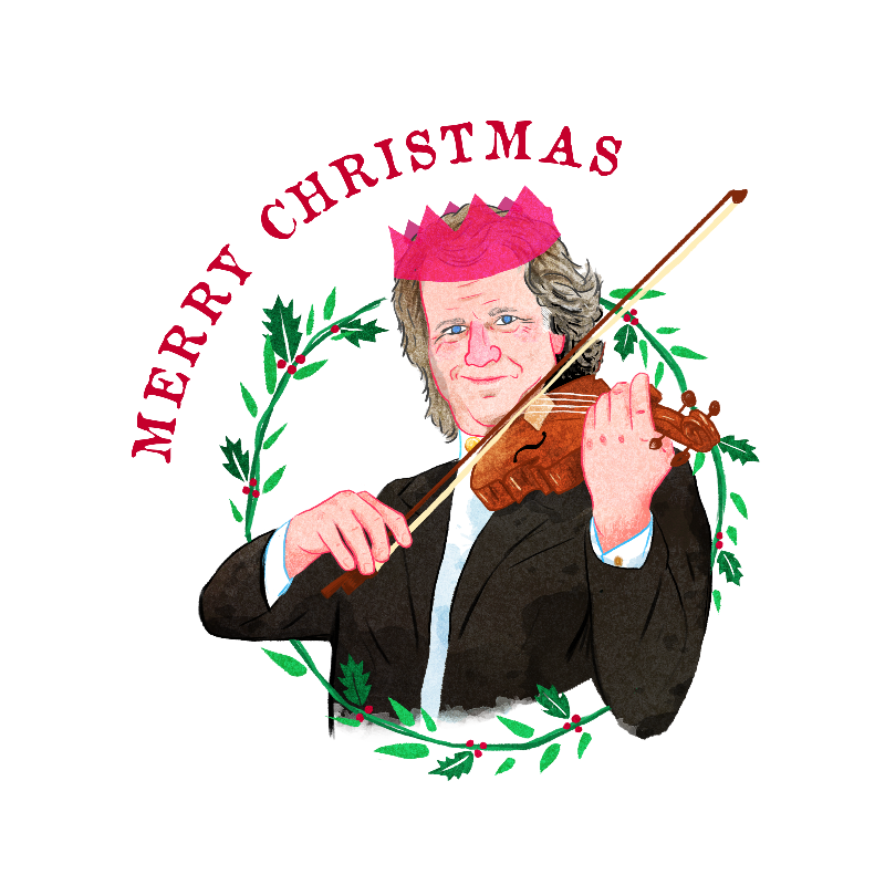 Andr Rieu  Christmas