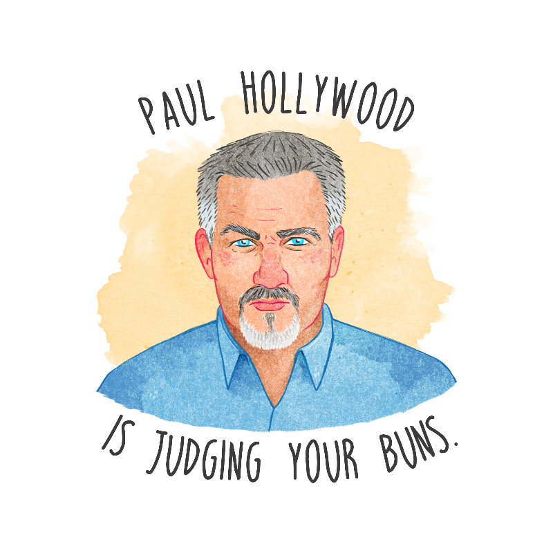 GBBO Paul Hollywood