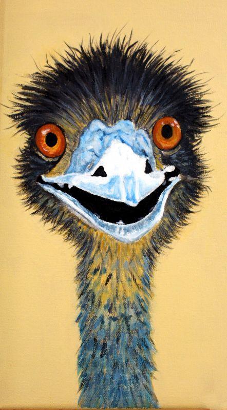 Eric the Emu