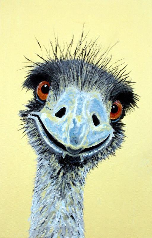 Ermatrude emu
