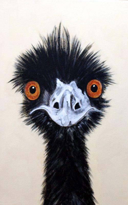 Ernest the Emu