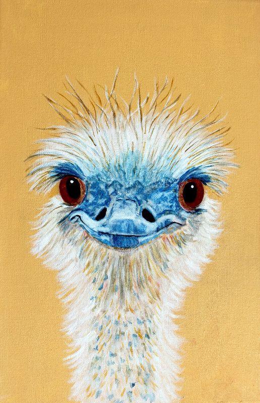 eloise the emu