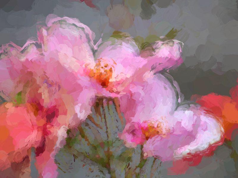 Oriental bloom