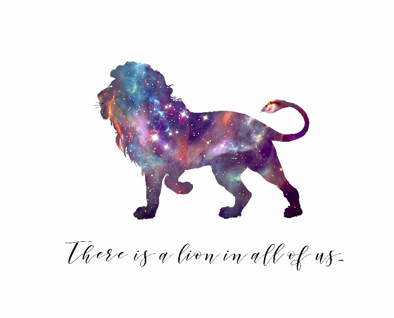 Lion in all of us