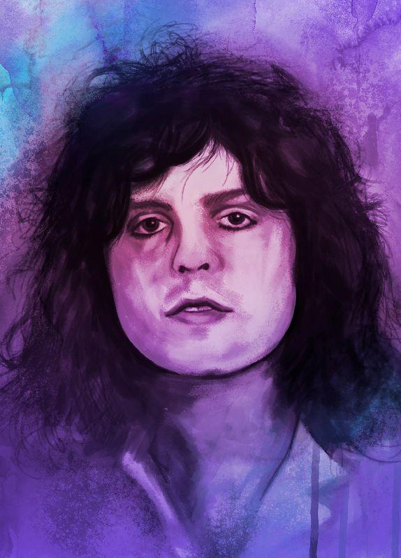 Marc Bolan  TRex