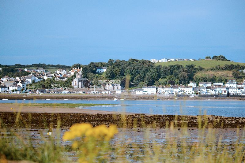 Postcard from Appledore