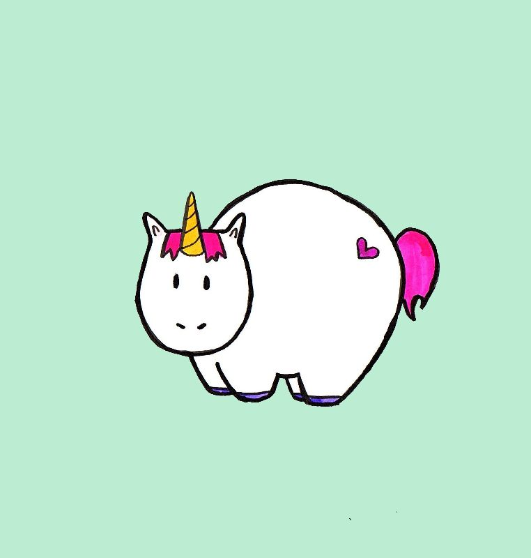 Little Fat Unicorn