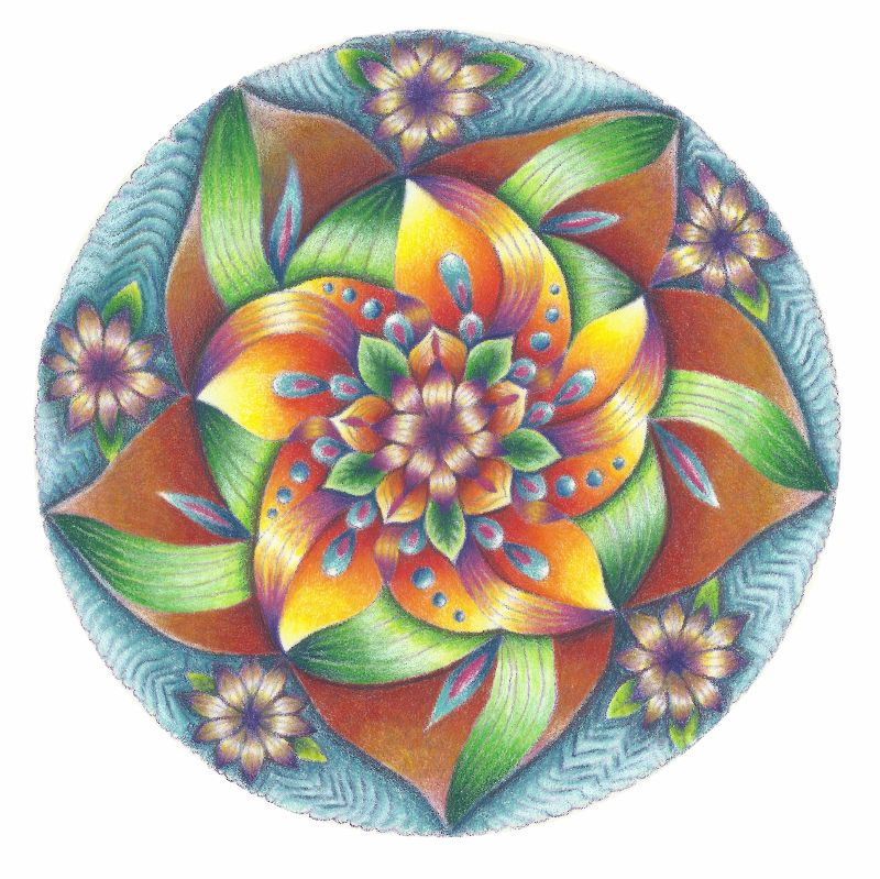 Seasonal Mandala