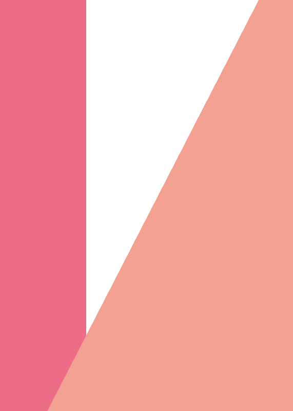 Pink Colour Block