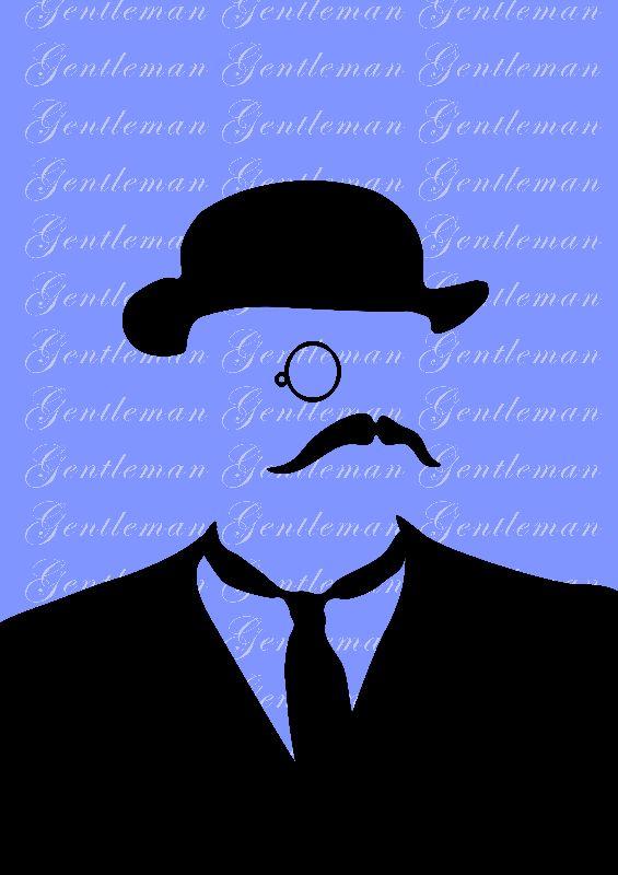Gentleman Blue