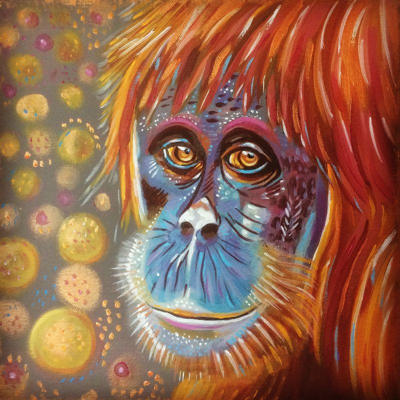 Tan the Orangutan