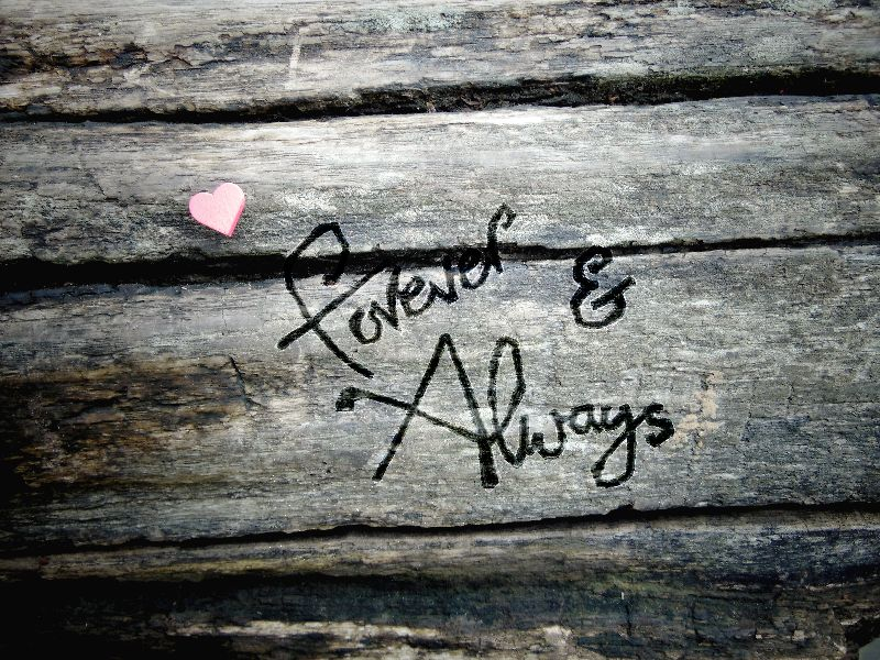 Forever and Always 1